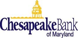 Lunch Sponsor - Chesapeake Bank of Maryland - Logo