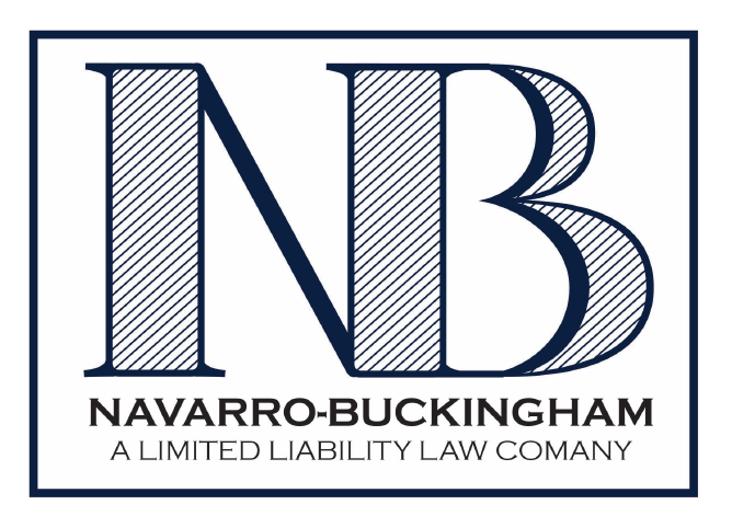 Emerald Sponsor - Navarro-Buckingham, A Limited Liability Law Company - Logo