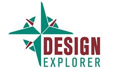 Hole sponsor - Design Explorer LLC c/o Pat Garcia - Logo
