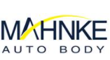 Hole sponsor - Mahnke Auto Body - Logo