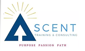 Hole sponsor - Ascent Training & Consulting c/o Teri Wilber - Logo