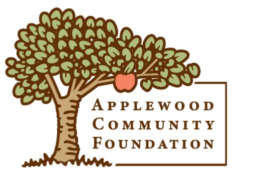 Hole sponsor - Applewood Community Foundation - Logo