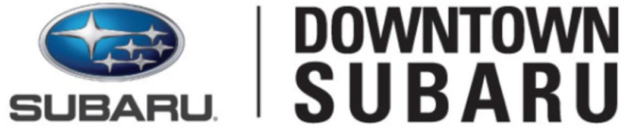 Event Sponsor - Downtown Subaru - Logo