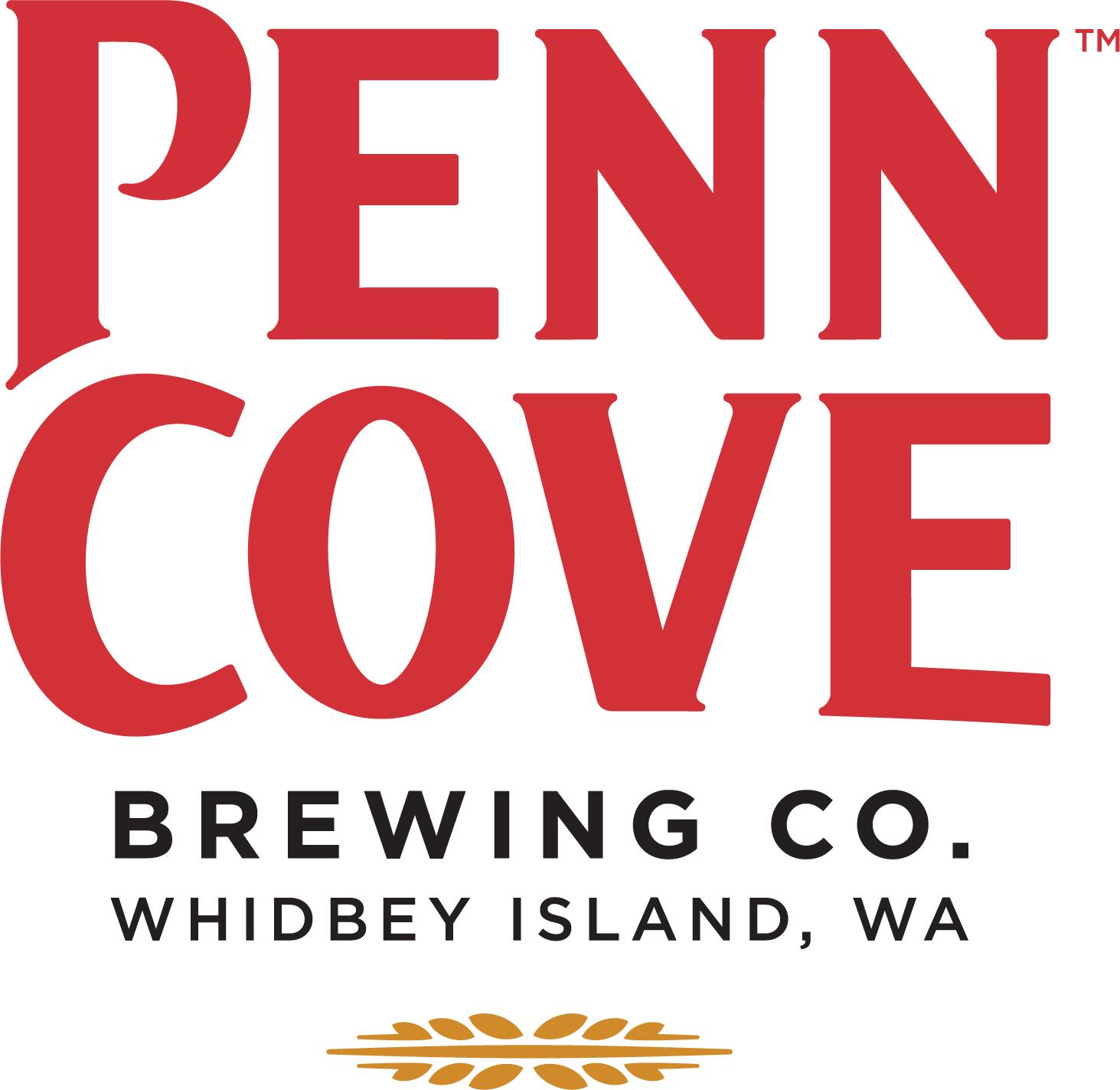 Silver - Hole Sponsor - Penn Cove Brewing Co. - Logo