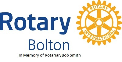 Gold Sponsor - In Memory of Bob Smith, Rotarian - Logo