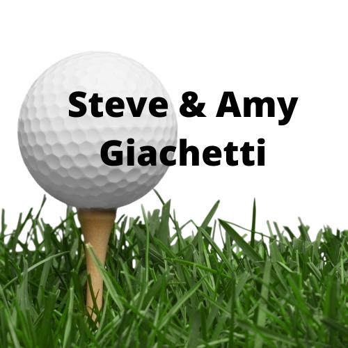 Steve & Amy Giachetti
