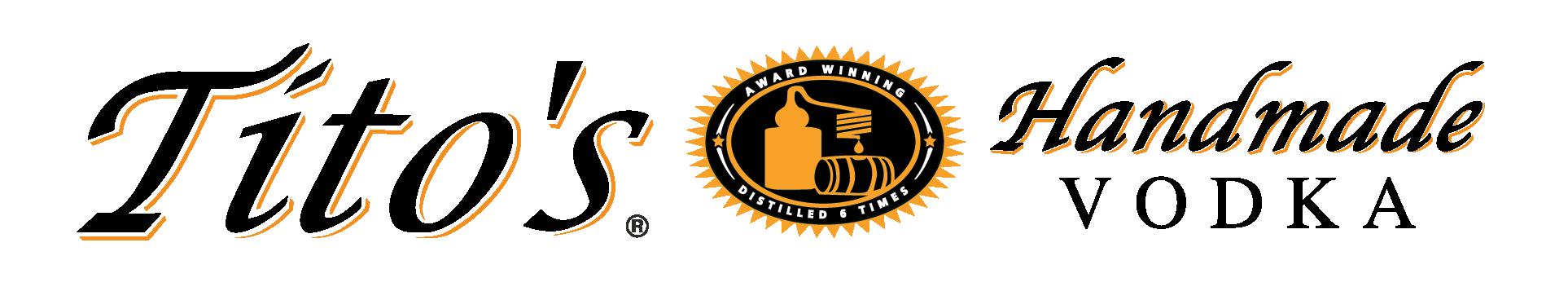 Event Sponsor - Titos Vokda - Logo
