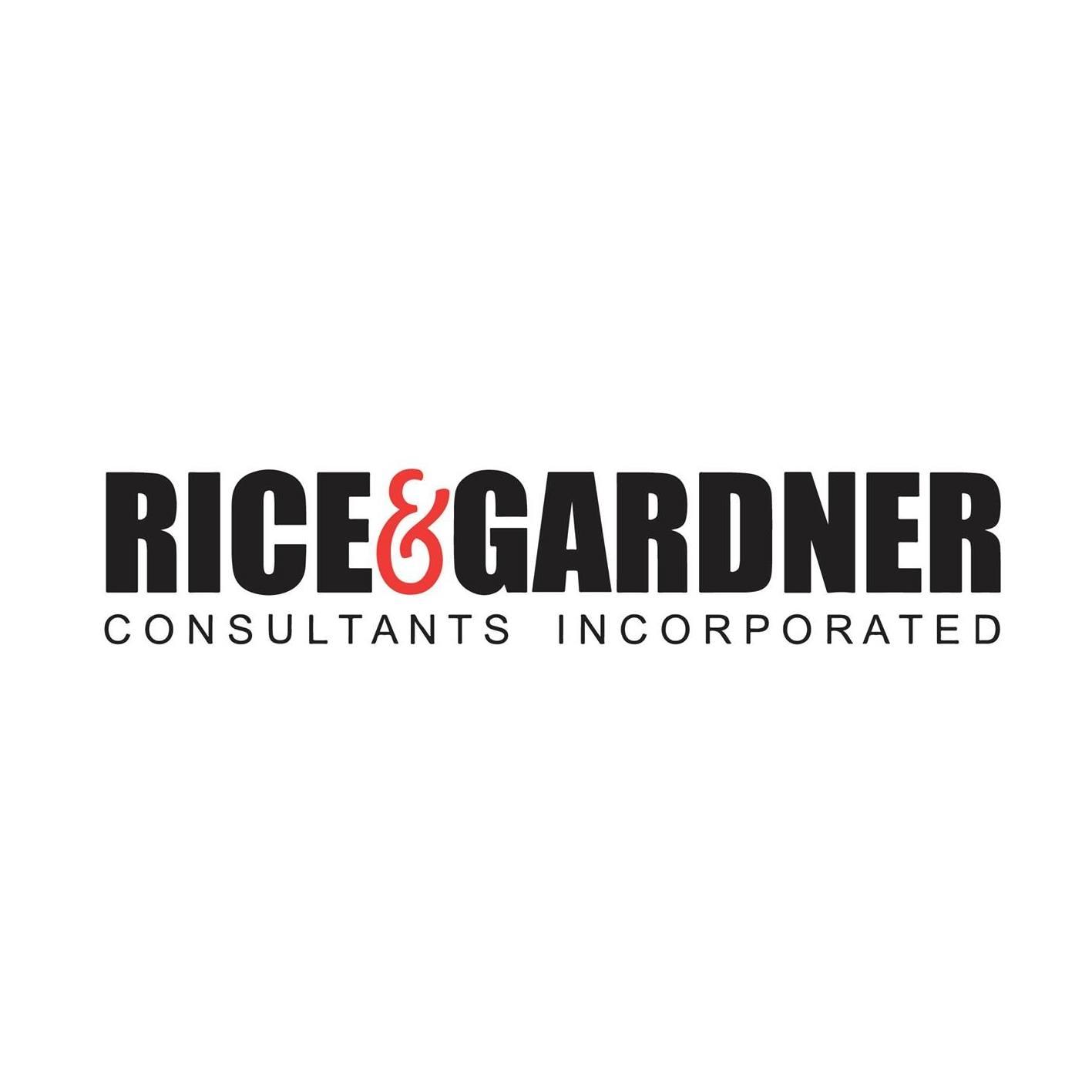 St. Andrews Lead Sponsor - Rice & Gardner Consultants, Inc - Logo