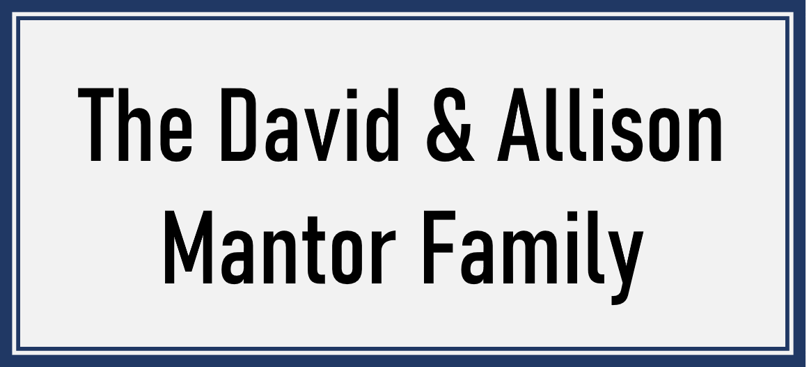 The David & Allison Mantor Family
