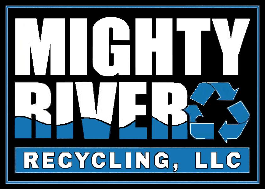 Dinner Sponsor - Mighty River Recycling - Logo