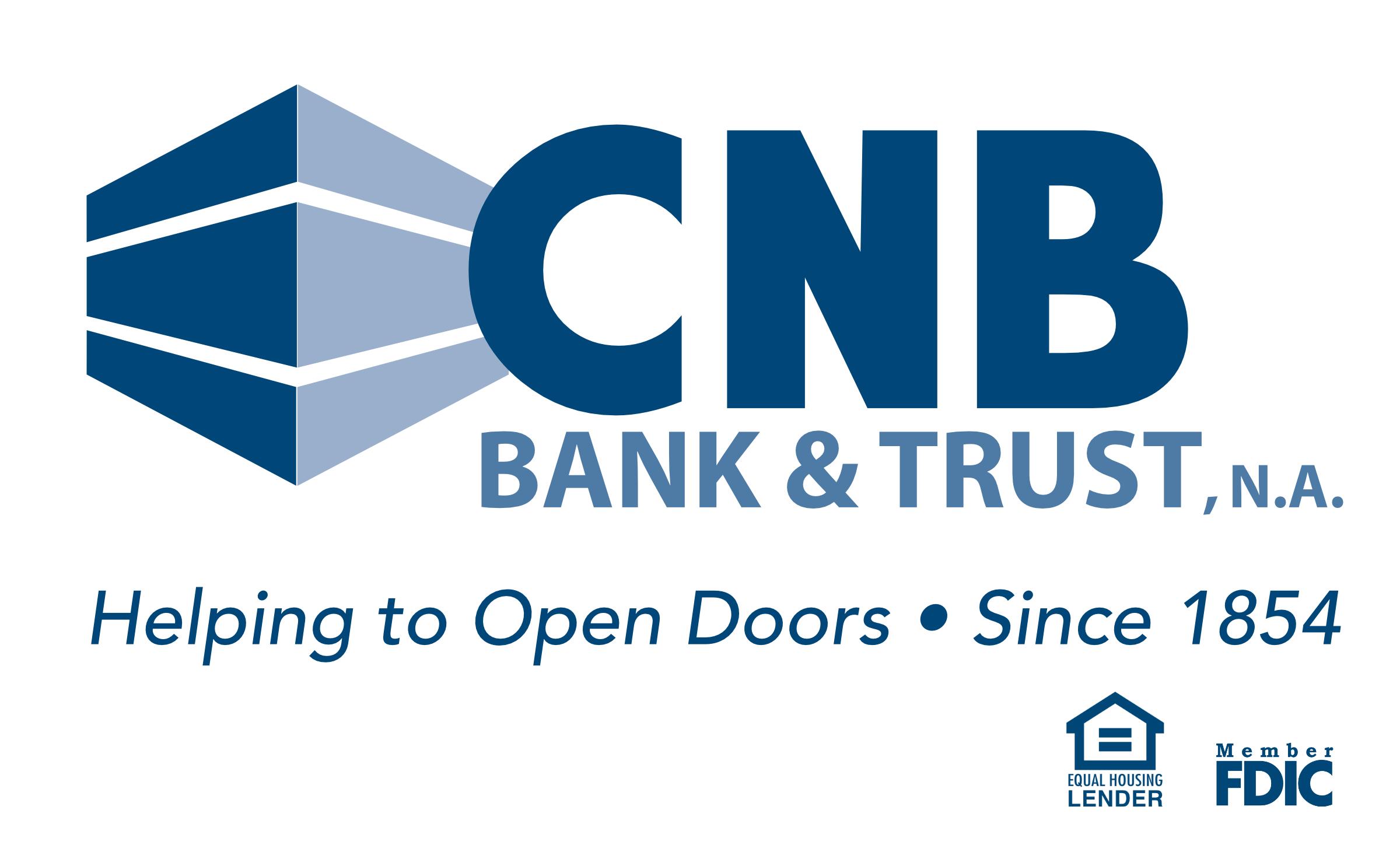 BlackJack Sponsor - CNB Bank & Trust - Logo