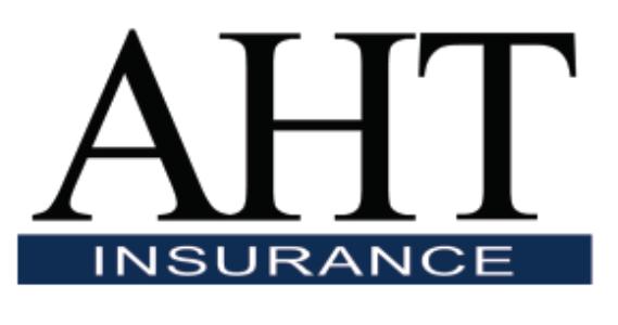 Gold Sponsor - AHT Insurance - Logo