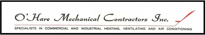 O'Hare Mechanical Contractors Inc.