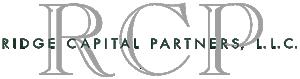 Silver Sponsor - Ridge Capital Partners - Logo