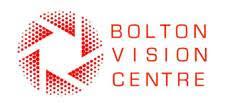 Hole Sponsor - Bolton Vision Centre - Logo