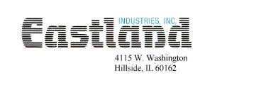 Eastland Industries, Inc.
