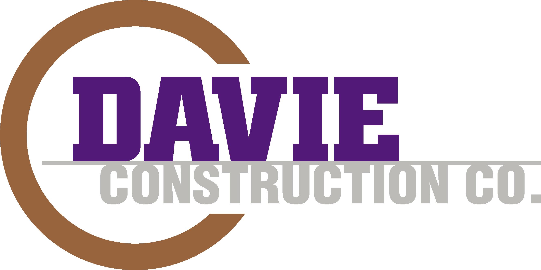 Grand Slam Sponsor - Davie Construction - Logo