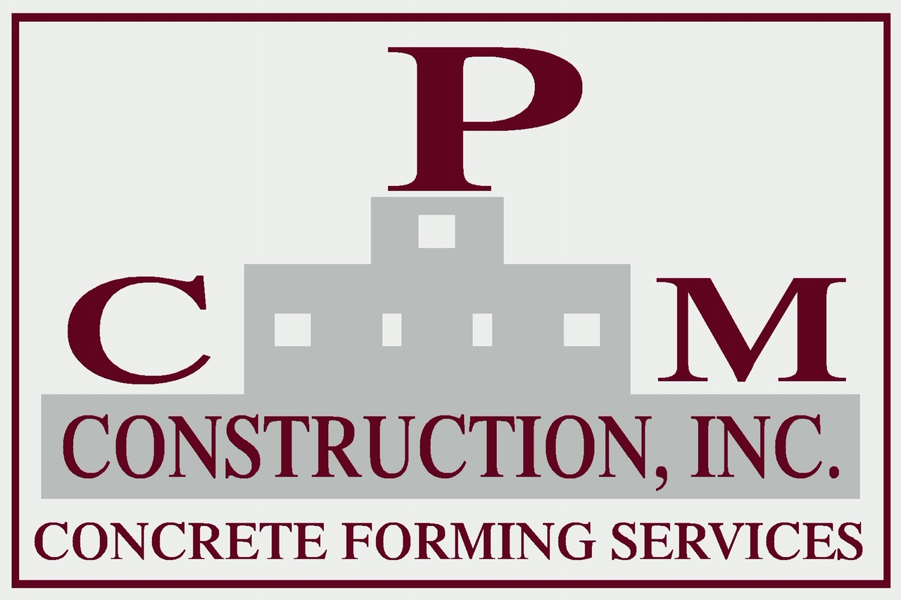 Home Run Sponsor - PMC Construction - Logo