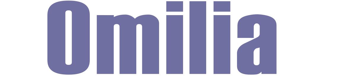 Event Sponsor - Omilia - Logo