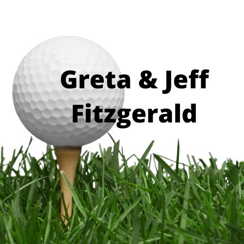 Greta & Jeff Fitzgerald