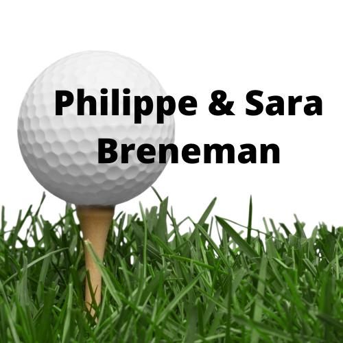 Philippe & Sara Breneman