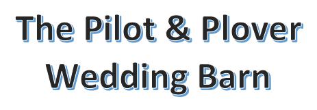 The Pilot & Plover Wedding Barn