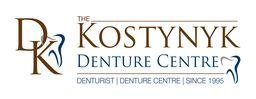 Hole Sponsor - Kostynyk Denture - Logo