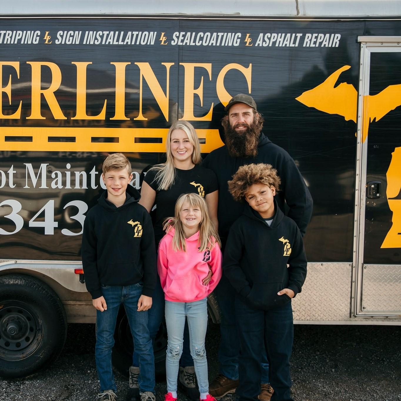 Lazer Lines Parking Lot Maintenance, LLC