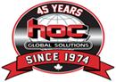 Hole Sponsor - Hartwick O'Shea & Cartwright Limited - Logo