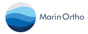 Flag Pin Sponsors - Marin Ortho - Logo
