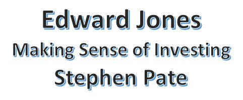Edward Jones - Steve Pate