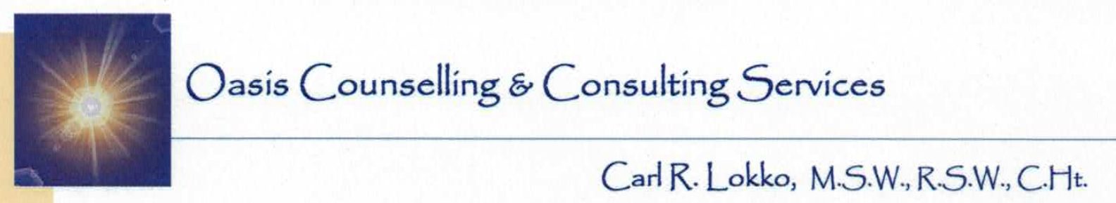 Oasis Counselling  & Consulting Services
