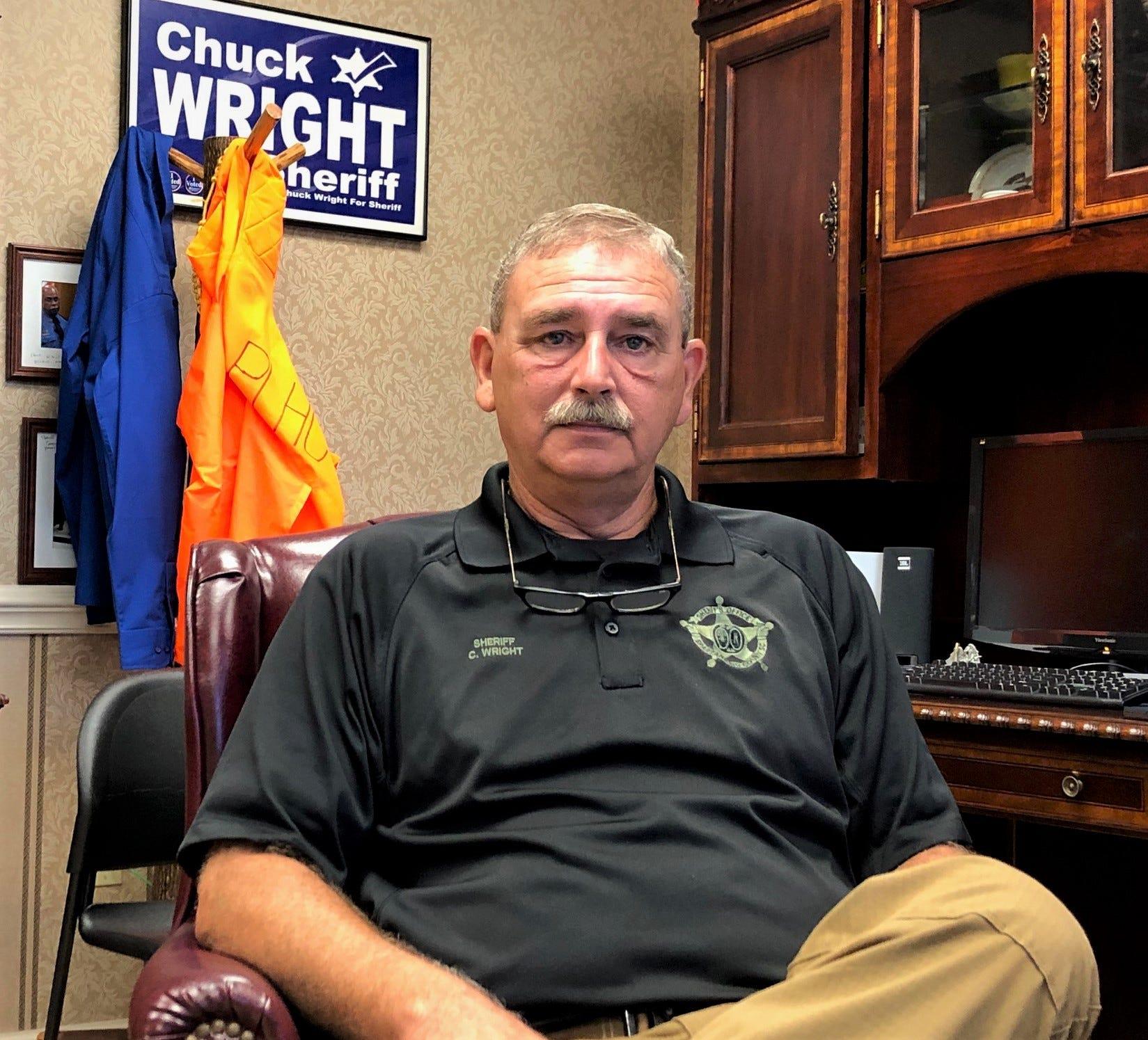 Sheriff Chuck Wright
