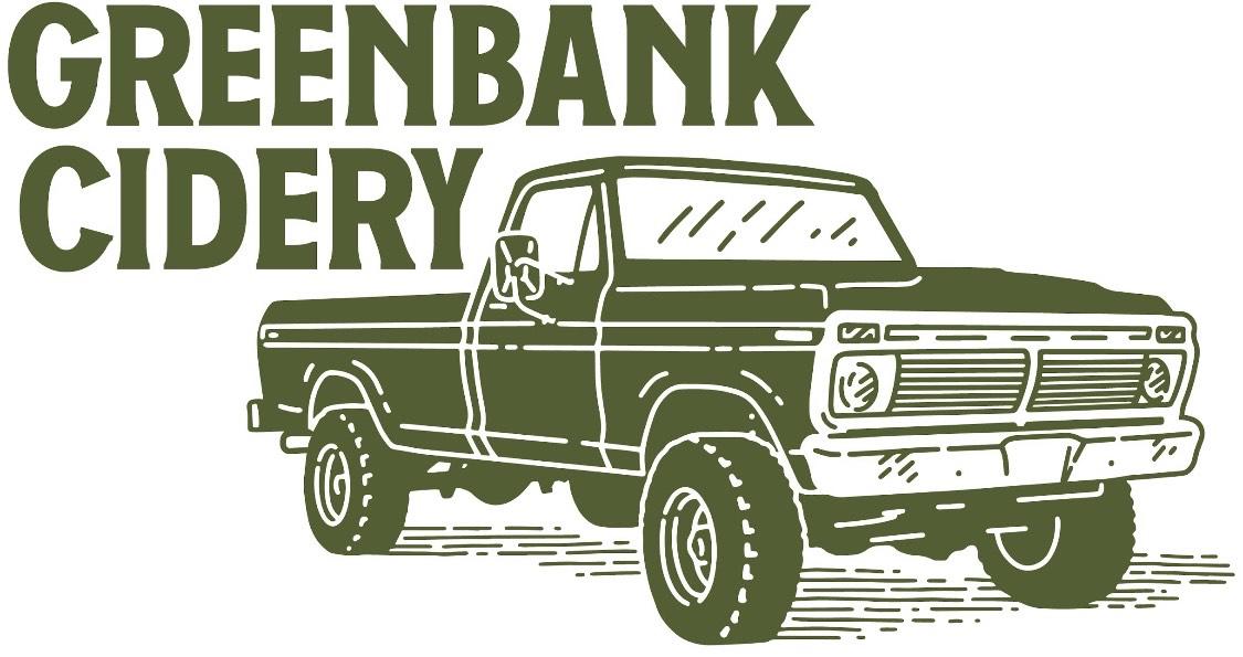 Silver - Hole Sponsor - Greenbank Cidery - Logo