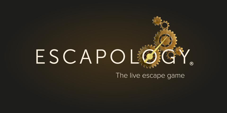 DRINK CART SPONSOR - Escapology - Logo
