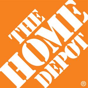 Diamond Level - Putting Green Sponsor - The Home Depot - Logo