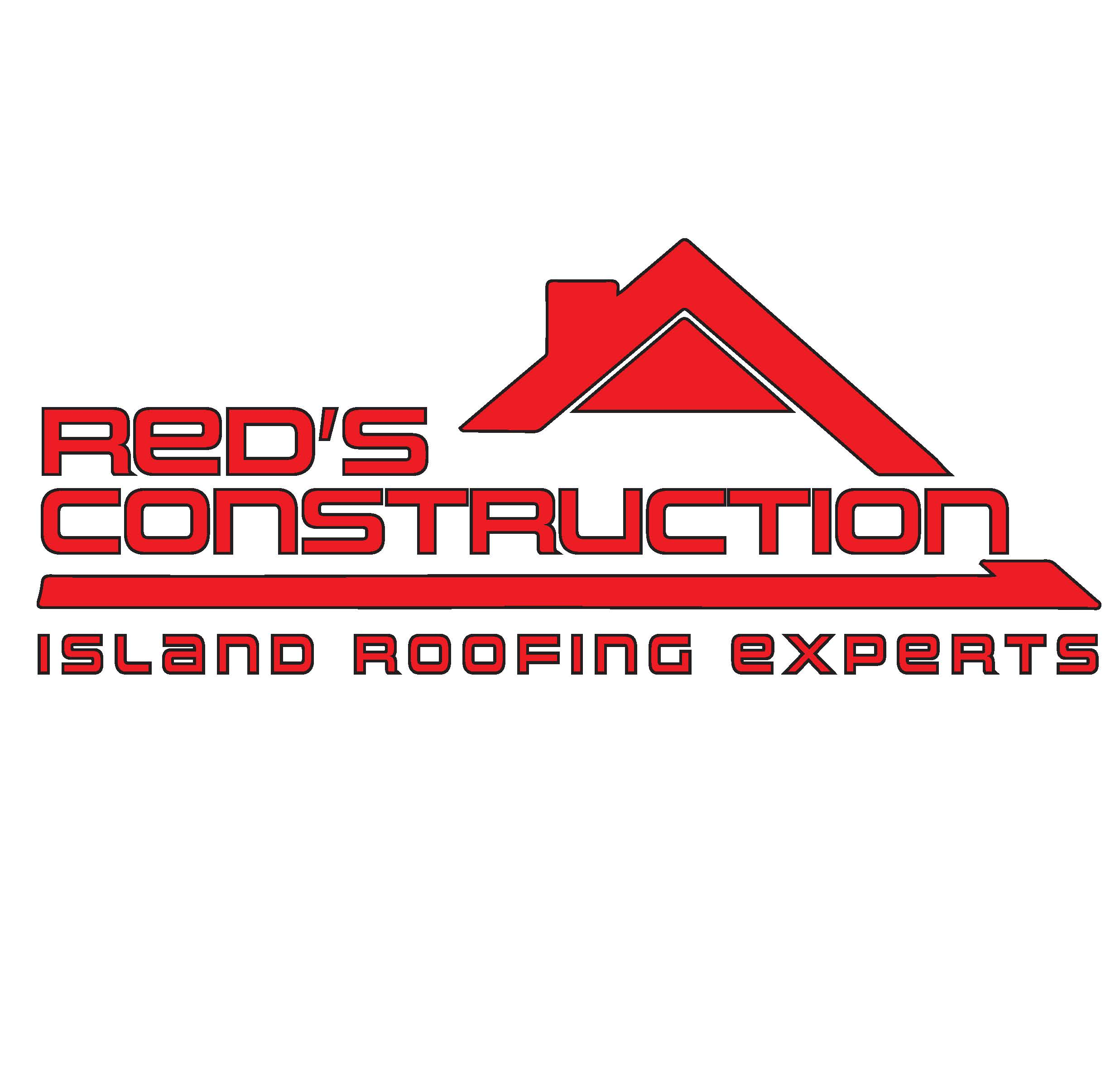 Silver - Hole Sponsor - Red's Construction - Logo