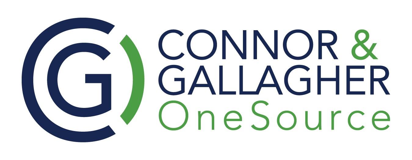 Beverage Cart Sponsor - Connor Gallagher OneSource - Logo