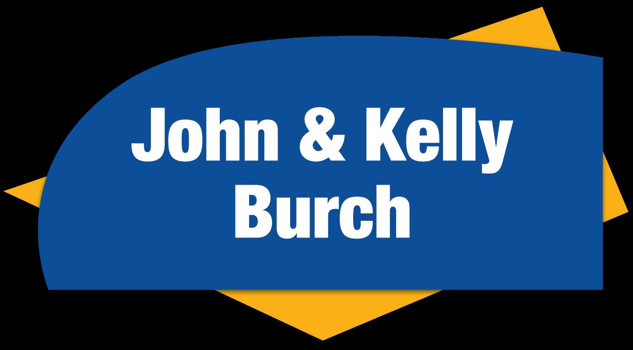 Event Bronze Sponsors - John & Kelly Burch - Logo