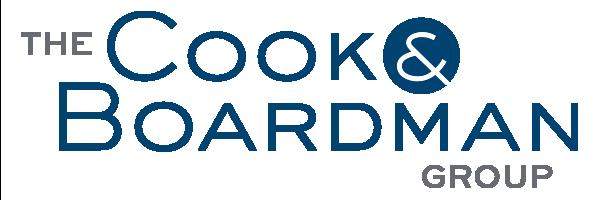 Beverage Cart Sponsor - Cook & Boardman Group - Logo