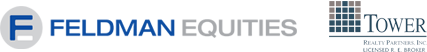 Hole Sponsor - Feldman Equities - Logo