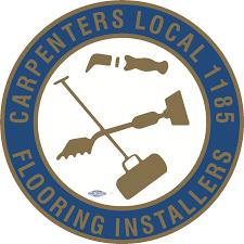 Raffle Prize Donor - Carpenters Local 1185 - Logo