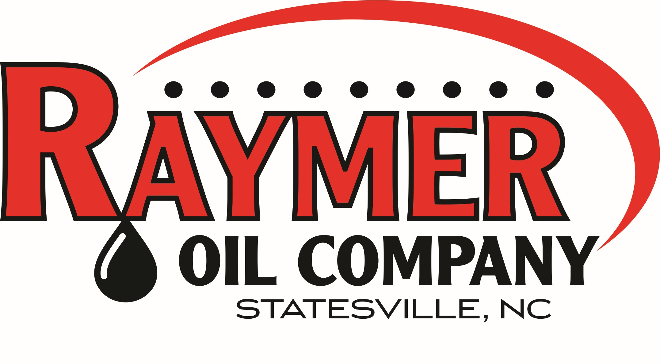 The US Open - Raymer Oil - Logo