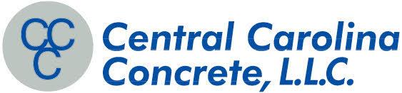 Hole Sponsor - Central Carolina Concrete - Logo
