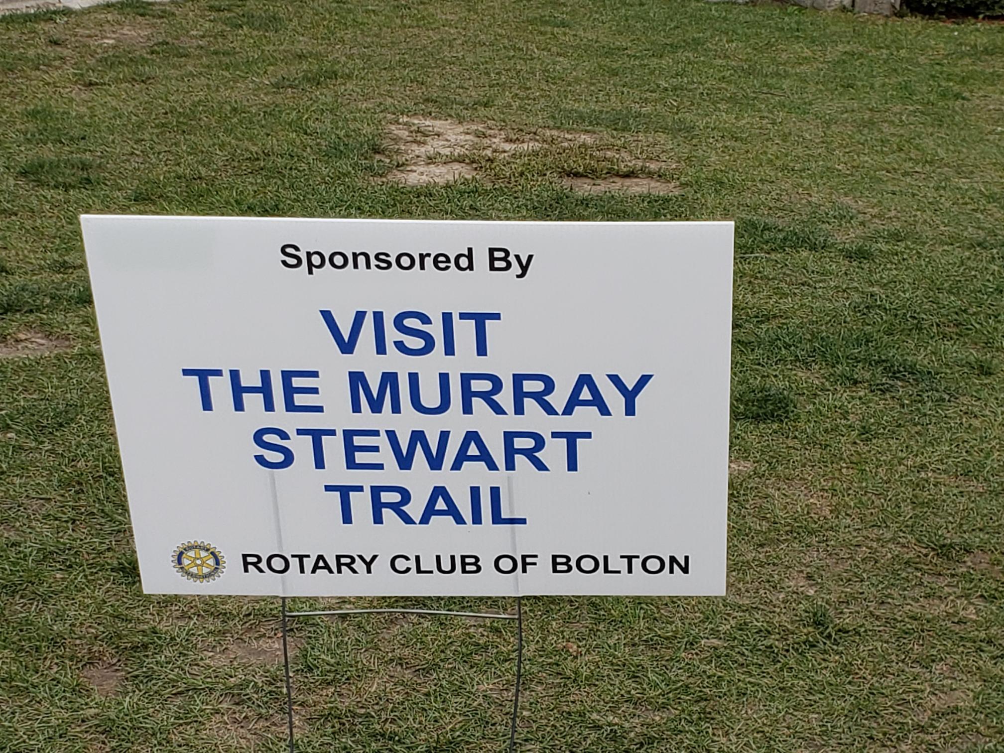 Hole Sponsor - Murray Stewart - Logo