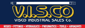 Silver Sponsor - Visco Industrial Inc. - Logo