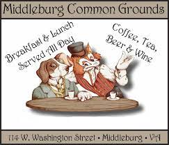 Hole Sponsor - Middleburg Common Grounds - Logo