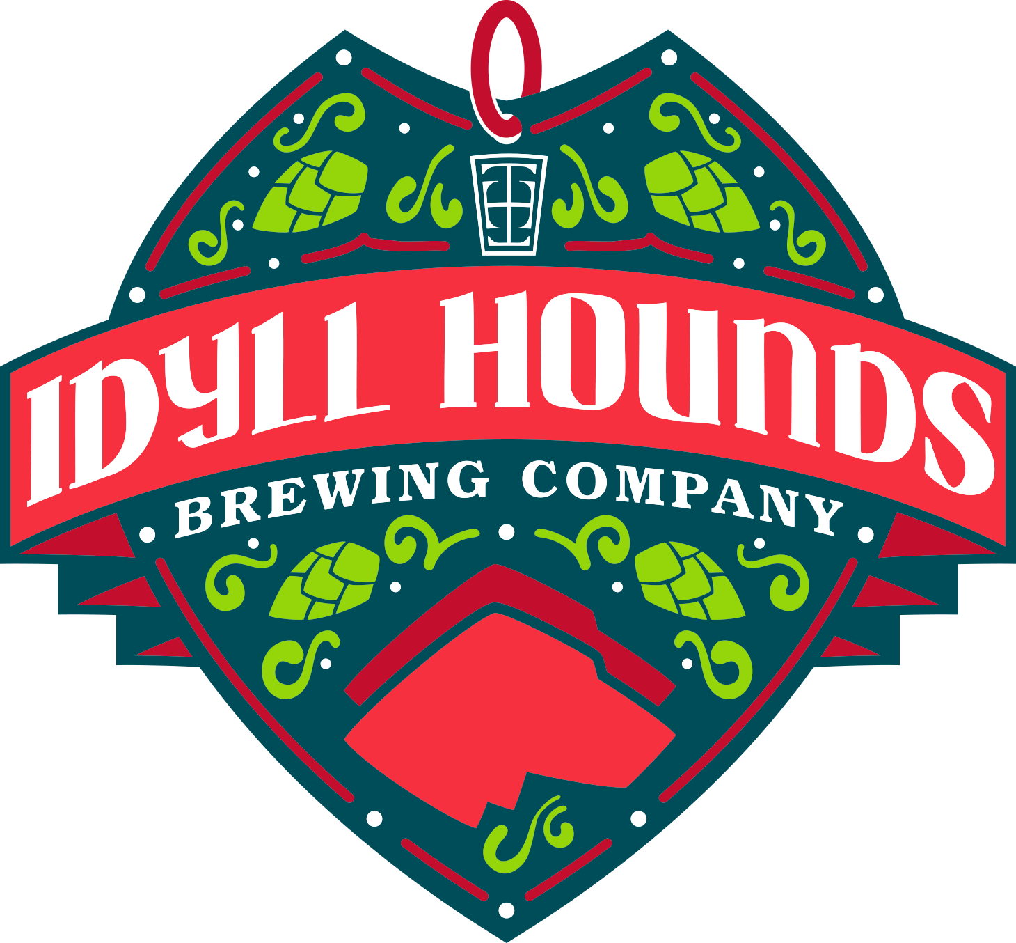 In Kind - Idyll Hounds - Logo
