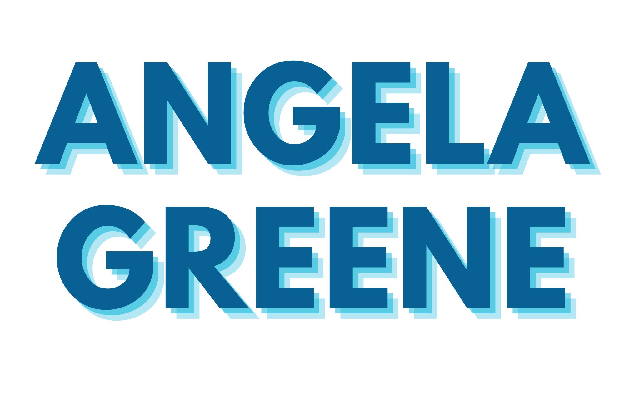 The President's Cup - Angela Greene - Logo