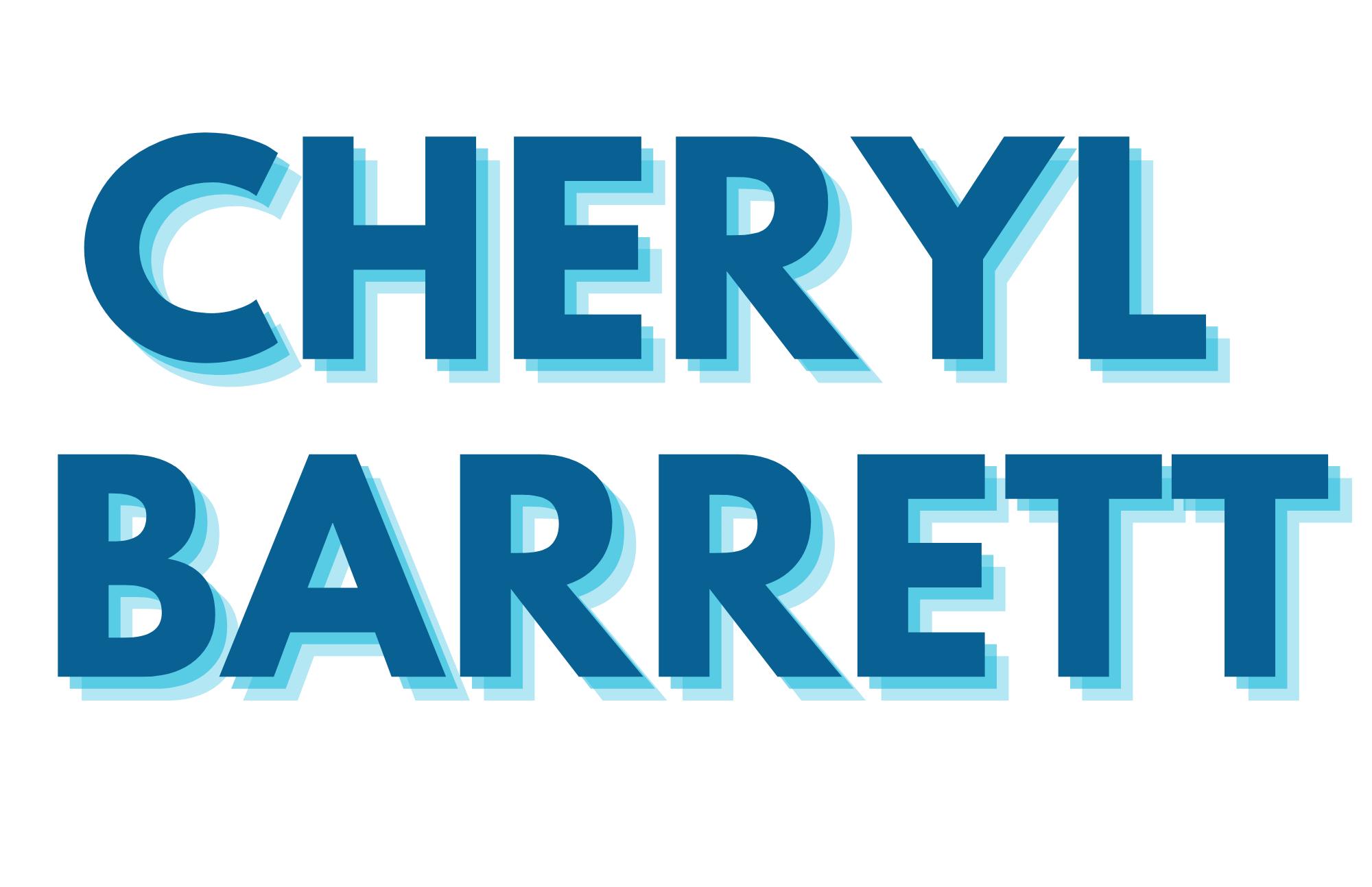 The President's Cup - Cheryl Barrett - Logo